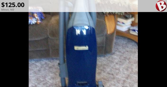 Sears Kenmore Upright Vacuum Cleaner Minot Nd