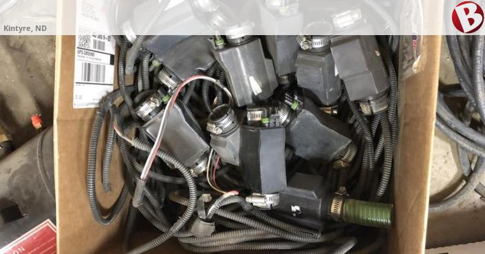 12 John Deere blockage sensors and wire harness | Kintyre, ND Vermeer Wiring Harness on alpine stereo harness, battery harness, pony harness, suspension harness, engine harness, dog harness, nakamichi harness, cable harness, oxygen sensor extension harness, radio harness, electrical harness, obd0 to obd1 conversion harness, pet harness, safety harness, amp bypass harness, fall protection harness, maxi-seal harness,
